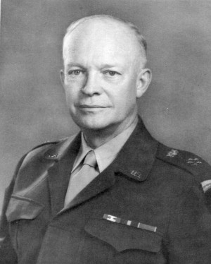 On April 19, 1953, Dwight Eisenhower delivered his famous Cross of ...