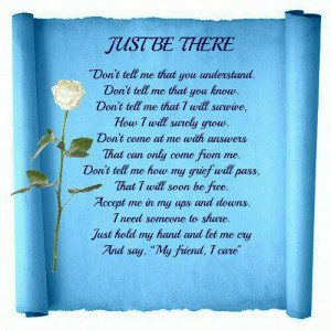 loss of husband poems