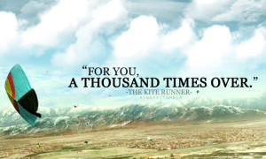 "quote-book:""The Kite Runner"" by Khaled Hosseini. original image ..."
