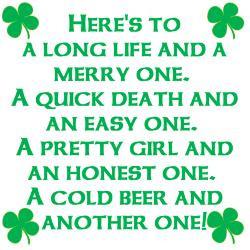 Luck of the Irish – Celebrate your Irish Spirit at Eddyline!