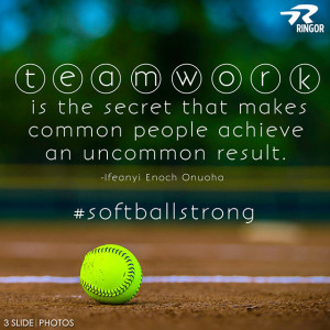 Softball Game Day Quotes