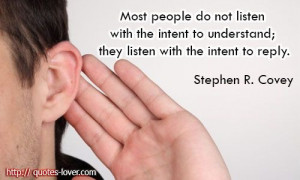 ... Listen #Reply #picturequotes #StephenRCovey View more #quotes on http