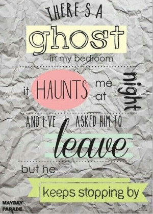 quotes mayday parade drawings quotesgram. Black Bedroom Furniture Sets. Home Design Ideas