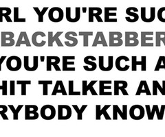 Backstabber Quotes Tumblr Agnieszka follow over 4 years