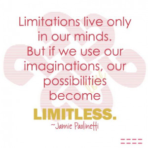 Limitless quote