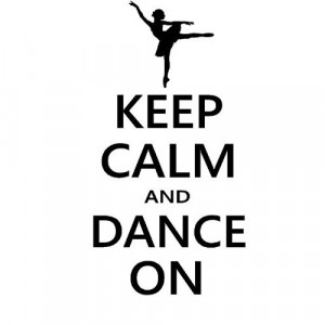 Simple Dance Quotes