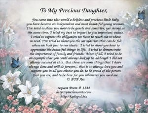 Graduation Quotes For Daughter Picture High School