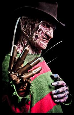 Freddy Krueger Psd Detail