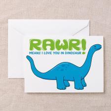 Spinosaurus dinosaur - Greeting Cards (Pk of 20)