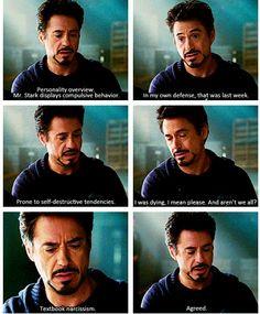 ... stark personalized iron man movie quotes tony stark funny robert downy