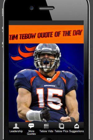 Related Pictures tim tebow quotes about god