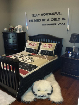Another Cool Star Wars Bedroom Built for Some Lucky Kid