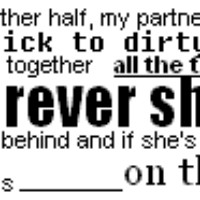 my other half quotes photo: My other Half wearepartners.png