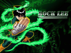 Rock Lee Naruto Shippuden Wallpaper HD