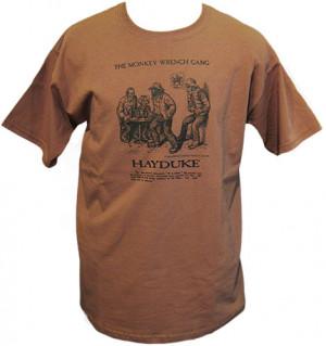 Hayduke Quot Hippie Shirt