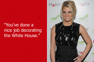 Jessica Simpson seemed to think Gale Norton was the US Secretary of ...
