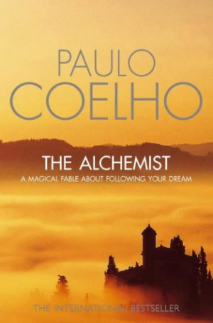 the alchemist by paulo coelho was one of the very first novels i ever ...