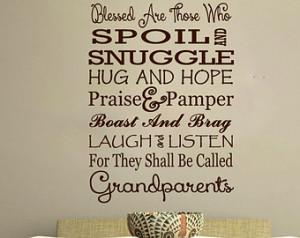 Popular items for grandparent quotes