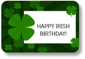 Irish Birthday Sayings: The Perfect Expression for an Irish-Themed ...
