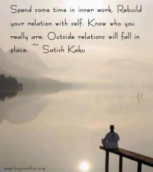 Rebuild yourself quote.