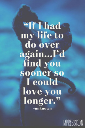 Quote on True Love! #love #truelove#quote #fate... I told him that ...
