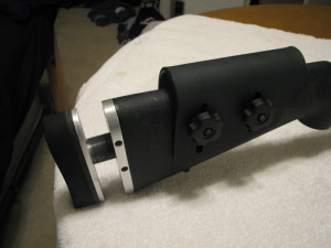 Re: Installing Adjustable LOP Buttplate on Remy 5R Stock