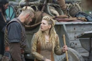 Leaving for Battle - Vikings Season 3 Episode 1