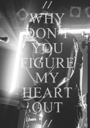 The 1975 Lyrics The 1975 - heart out