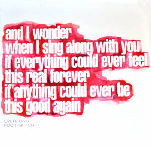Foo Fighters Quotes