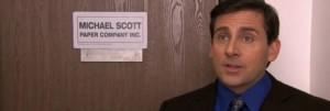 Michael-regional manager, motivator, inspirer, leader, comedian, lover ...