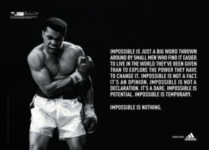 Muhammad Ali - The greatest all time!