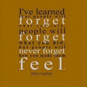 25+Well Known Maya Angelou Quotes