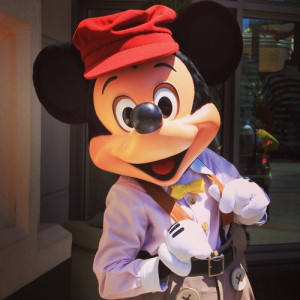 Mickey Mouse Swag Tumblr Heart