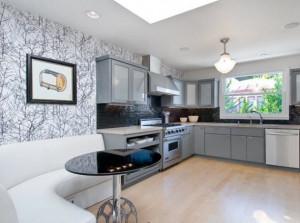 Super chic. #kitchen #interiordesign #homedesign