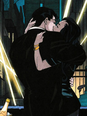 Iconic love. Lois and Clark.