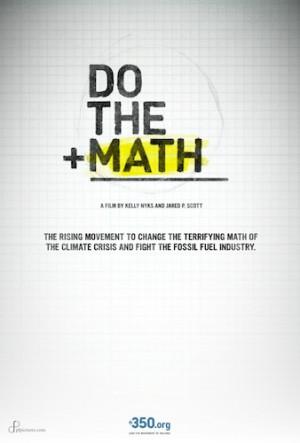 "Do The Math"" Screening Next Sunday"