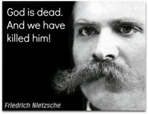 Nietzsche (God is dead)