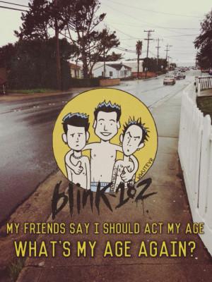 pop punk song lyrics