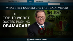 ... Said Before the Train Wreck: The Top 10 Worst Quotes Pushing ObamaCare