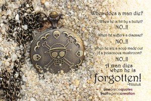 One Piece Quote - Hiluluk by froztlegend