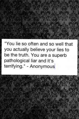 Tumbler quotes #liars #fake