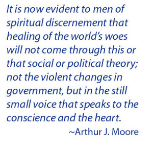 The Courage of Conscience