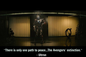 Ultron Quote