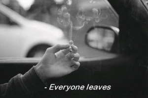 people leave on Tumblr