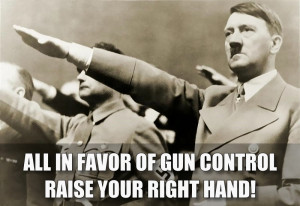 Gun Control and the Nazis – Setting the Record Straight