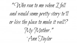 Happy Mother's Day! Five Memorable Quotes