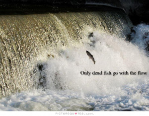 Quotes Be Yourself Quotes Dead Quotes Fish Quotes Be Different Quotes ...