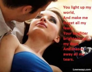 Convey Your Love Through Romantic Love Poems for Him