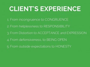 21. CLIENT'S EXPERIENCE