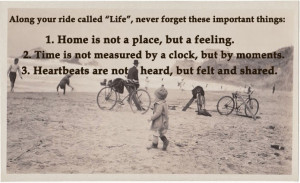 Excellent Quote on Time with Picture !!